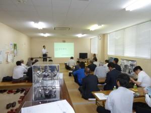 西日本IBF様工場見学